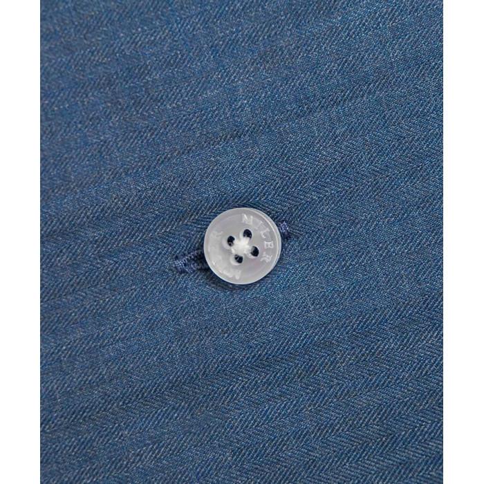 Koszula ciemnoniebieska z flaneli