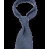 Niebieski krawat bawełniany...