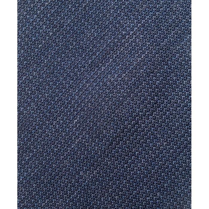 Niebieski krawat bawełniany