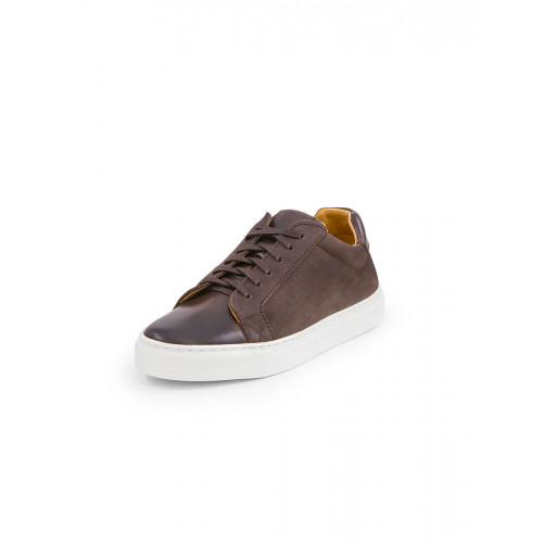 Brązowe sneakersy - 103 M2