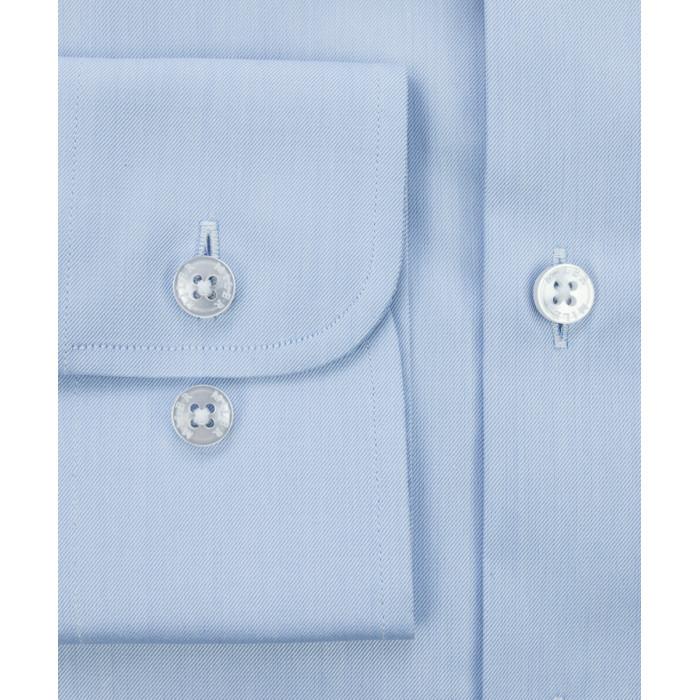 Koszula półformalna - niebieska