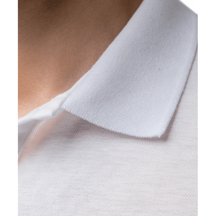 Koszulka polo - biała