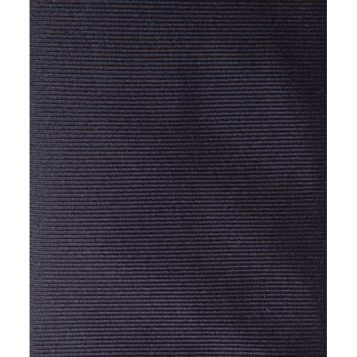 Czarny gładki krawat
