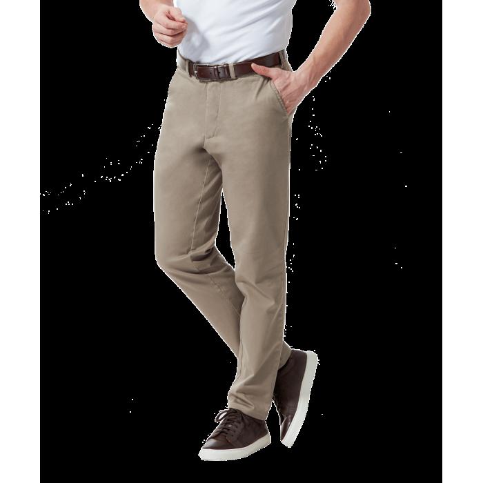Spodnie chino w kolorze khaki
