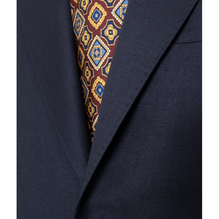 Granatowy garnitur Phoenix