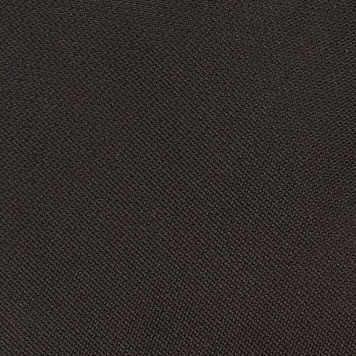 Czarny krawat jedwabny