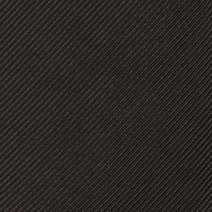 Czarny krawat z wyraźną fakturą